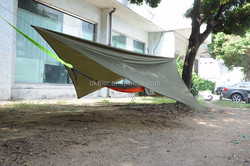 Water Resistant Polyester Hammock Cover Tents