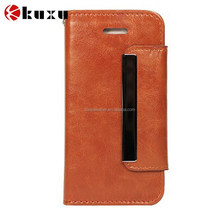 New hot retro grease leather case back protective for iphone6