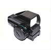 Hunting Optical Riflescope 1x22x33 Compact Reflex Red Green Dot Sight Riflescope 4 Reticle Sight With Weaver 20mm Mount
