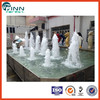 Outdoor LED light dancing wedding decoration water fountain