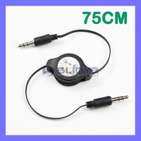 2000Kbs 75cm Flex Male Port ITV Audio Cable for Apple TV Television