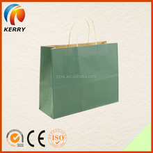 Custom Made Handles Trendy Craft Shopping Paper Bags