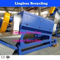 Cheap price plastic recycling equipment small