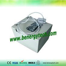 72v 100AH lifepo4 hybrid battery pack for Electric car