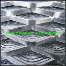 Galvanized Iron Diamond Expanded Metal/galvanized expanded metal mesh