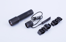 Super Bright Tactical Defense Weapons Military Flash Light