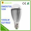 2015 hot selling 10w high lumen led bulb,high power 10w led light bulb, e27 10w aluminum led bulb light