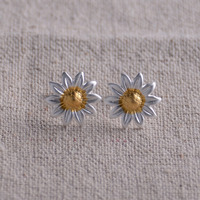China Top Ten Selling Products ,925 Sterling Silver Earrings With CZ Cubic Zircon