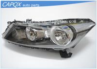 supply auto headlights for honda accord 2008-2013 car xenon head lights 33101-TB0-H11/33151-TB0-H11