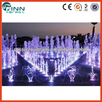 Factory customized music indian water fountains