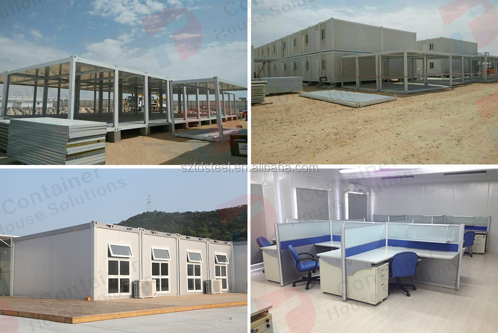 Nice Appearance Container House for Dormitory