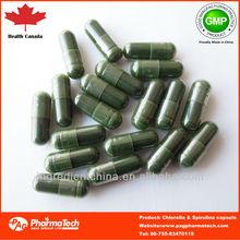 Weight Loss Pills Spirulina & Chlorella hard capsule