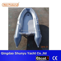 3.3m airmat floor rubber boat inflatable boat for sale