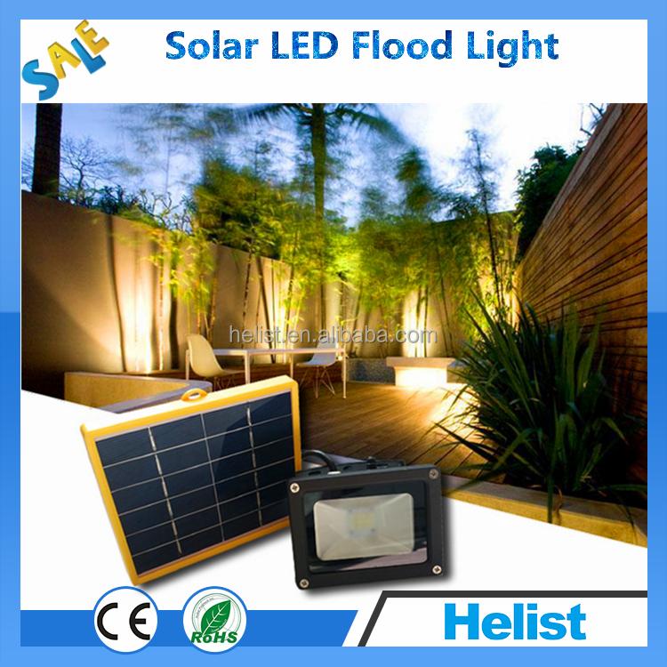 Helist Solar Led Flood Lights,Outdoor Led Tree Lights 3w