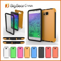 Free shipping full protection for Samsung Galaxy Alpha cell phone case