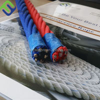 PP combination rope PP fishing trawler rope with high strength