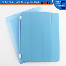 Slim Standable Fit Smart PU Leather Hard Cover Case For iPad Air 5