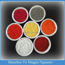 Color Pearl Pigment powder For PET Blister Blow molding Blown film Pearl Masterbatch