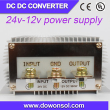 alibaba china 1000w 24v to 12v step down power supply module boost converter high output input voltage