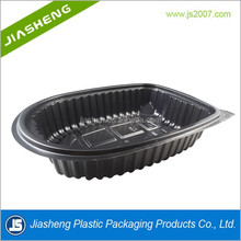 Alibaba China food container disposable plastic food packaging for meat and fruit