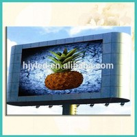 high definition P8 outdoor high brightness transparent led net screen