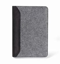 2015 New design Felt and PU case for Ipad Mini 3