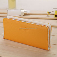 9 Colors Wallet Clutch Long Handbag Phone Case for Galaxy S2,S3,iphone 4,4S,5