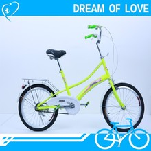1.2mm tube China steel 20inch mini bike with brand bicycle spare parts