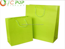 Shenzhen supplier promotion wholesale retail printing paper shopping bag