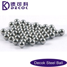 1/2 4.5mm 2mm 304 stainless steel ball aisi with drilled hole throughout precision