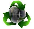 Alta calidad del bajo costo llantas de desecho de chatarra de tipo de desechos / residuos / de desecho planta de reciclaje con 1000 - 5000 kg/h