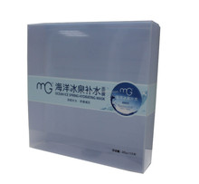 Wholesale cheap price clear plastic box /PET box packaging