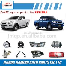 spare parts for isuzu mu x manufacturer