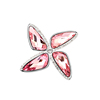 western women Butterfly design crystal brooch for garment accessory