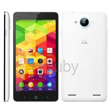 ZTE V5S 5 inch MSM8916 Quad Core 1.2GHz Cell Phones Android 4.4.4 Dual SIM 8.0MP IPS 1280x720 Screen GPS 4G LTE