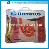 2014 new high quality waterproof blanket pvc bag with handle wholesale