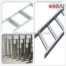 Galvanized Telecom HDG ladder at3 at5 austalia cable tray prices steel profile galvanized finish manufacturer (UL, SGS,