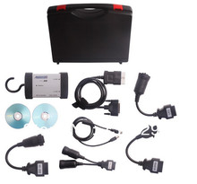 high quality AUGOCOM H8 Heavy Professional Duty Truck Diagnostic Tool +Software Diesel Truck Interface