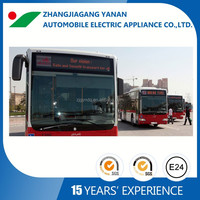 Rolling text message with E-MARK certification 24dot matrix bus Led display board