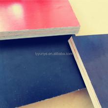 phenolic film faced plywood, poplar core film faced plywood, concrete film faced plywood