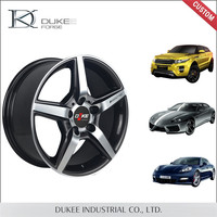 Wholesale Promotional Machining Casted Alloy Wheel Scrap