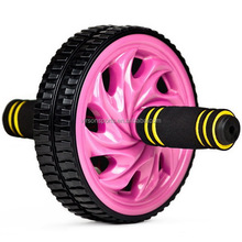 New professional small fitness ab wheel