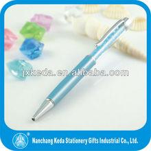 2014 Luxurious diamond pen metal