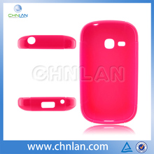 Anti-scratch gel skin for Samsung Galaxy Fame Lite S6790 case