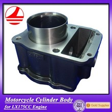 good quality oem LX175CC cylinder block new chinese motorcycle brands