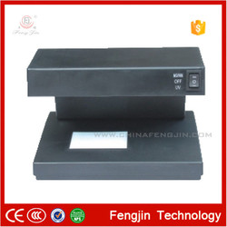 best quality mini money detector/money checking machine
