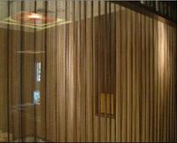 galvanized hexagonal decoration wire mesh/decorative chain link curtain/wire mesh chain link for cabinets