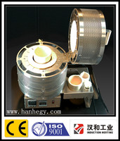 Induction gold melting furnace