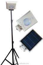All In One LED Solar Street Light 12V 5W,Solar Integrated Garden Lamp