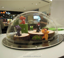 Wholesale plexiglass acrylic crystal sphere plastic ball